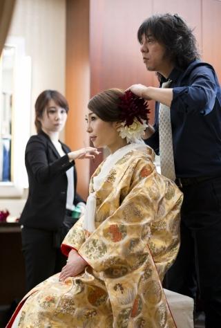 マンダリンオリエンタル東京挙式