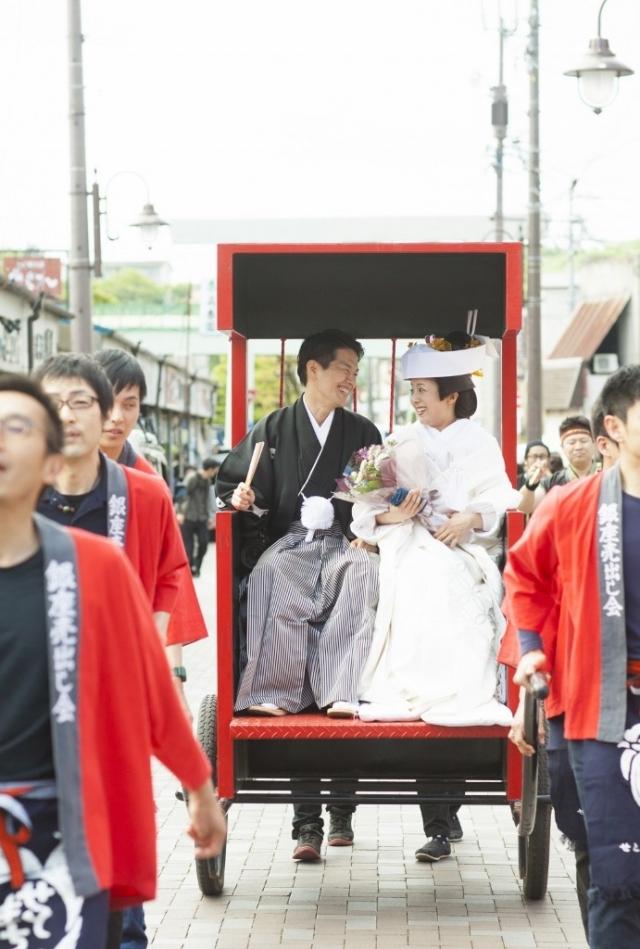 深川神社挙式