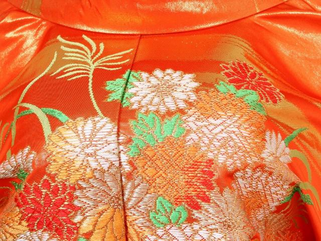 川島織色打掛レンタル