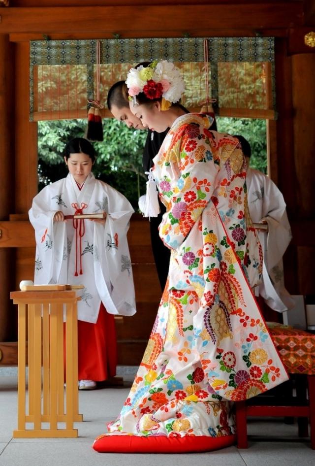 阿佐ヶ谷神明宮挙式
