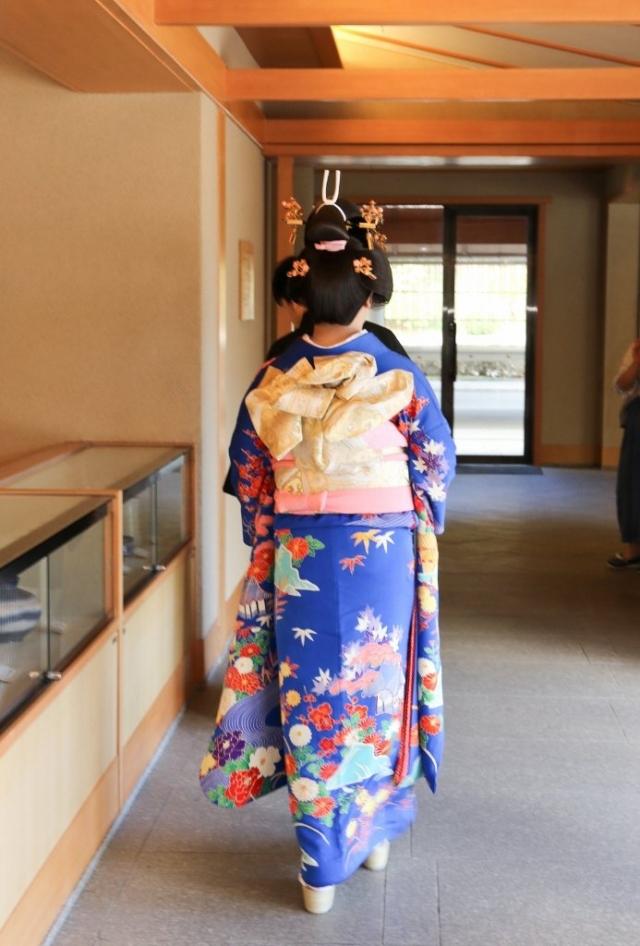 ホテル千秋閣挙式の新郎新婦様
