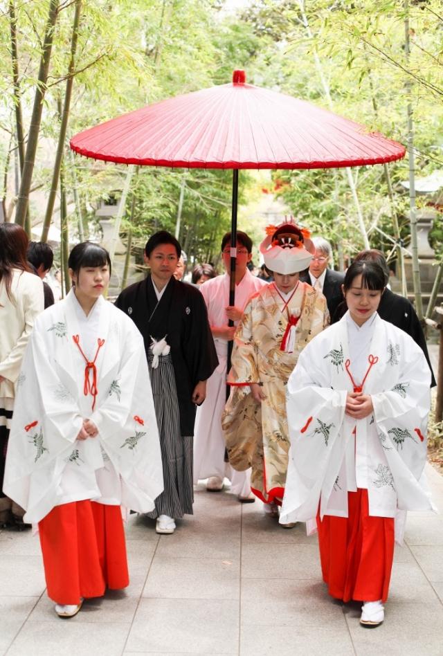 来宮神社挙式